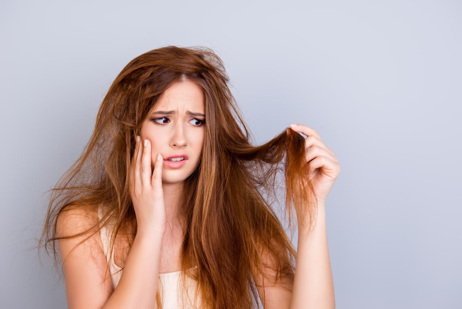 「dry hair」的圖片搜尋結果